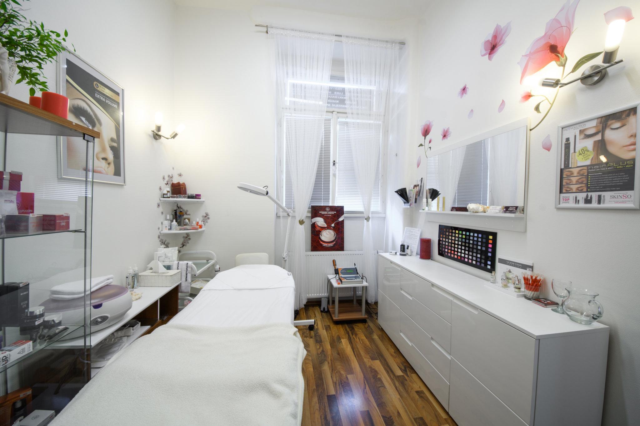 kosmetika salon